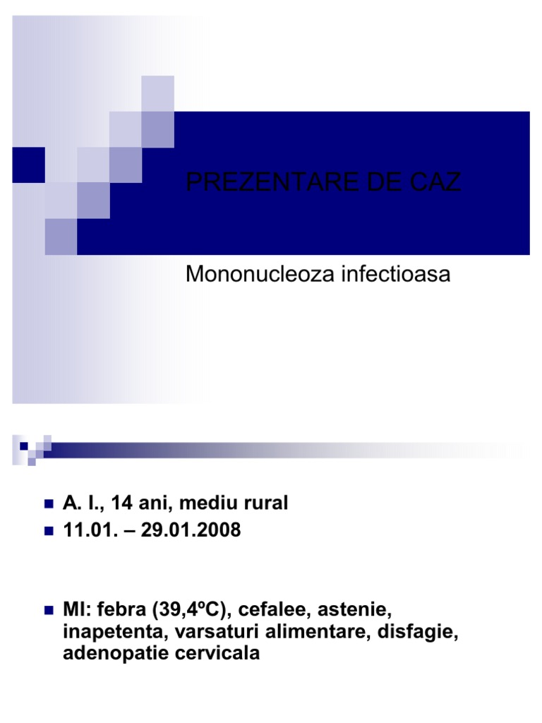 anemie intrainfectioasa)