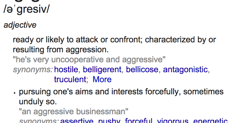 Aggressive cancer synonym - Aggressive cancer meaning