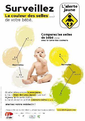 diarrhee jaune)
