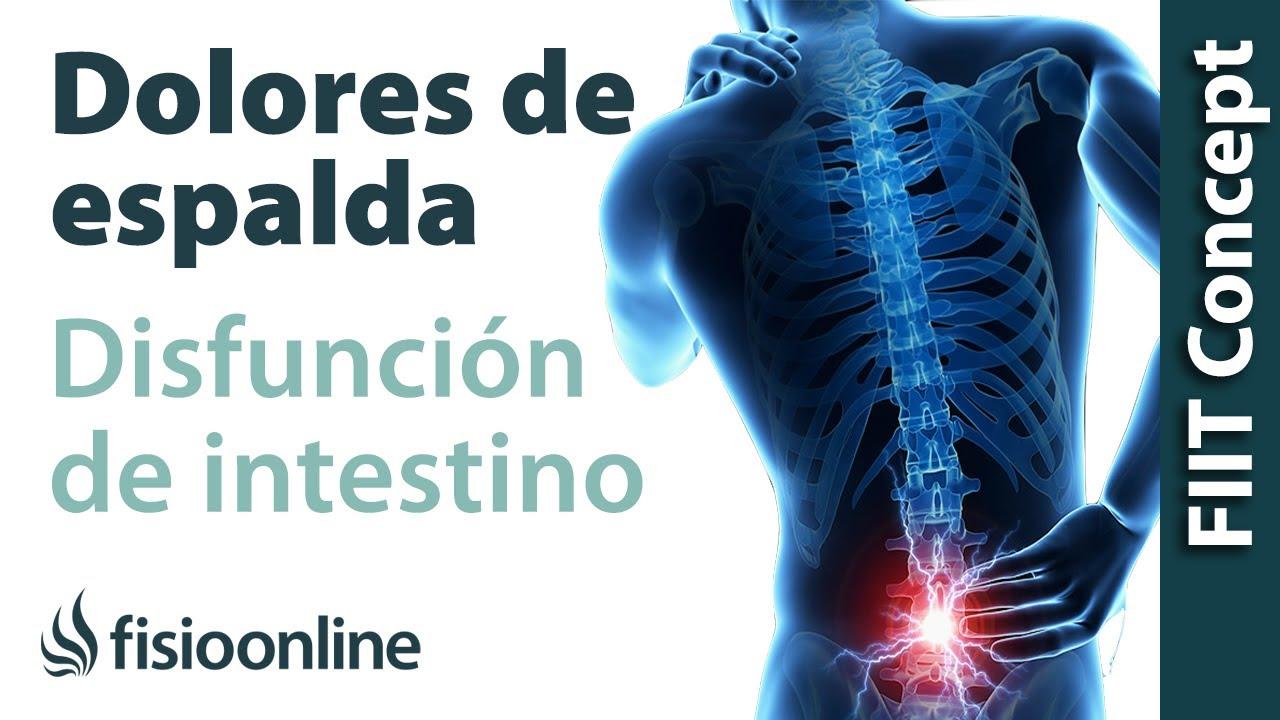 cancer de colon y dolor lumbar)