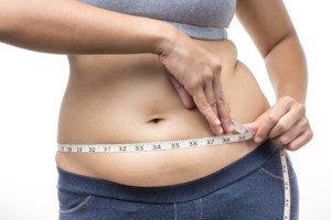 Cancer risk abdominal fat, Cancer in abdominal fat. Traducere