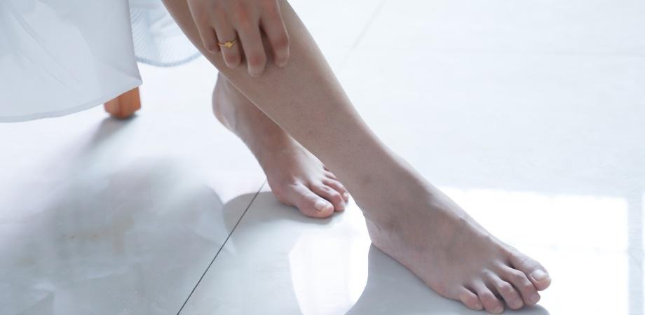 ulcere între cauza degetelor de la picioare
