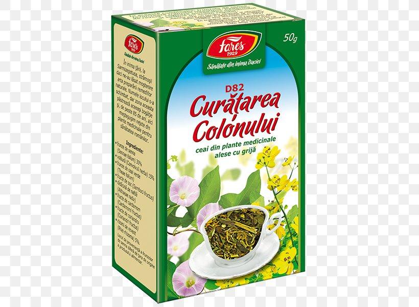 ceai fares detoxifierea colonului