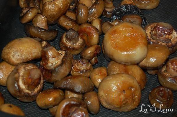 Mancaruri cu ciuperci