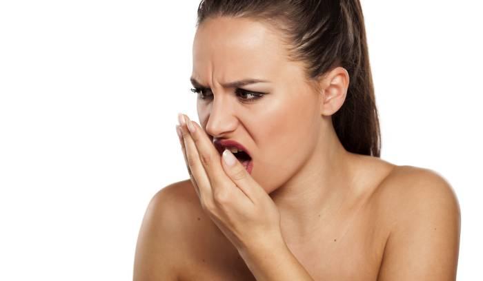 respiratie urat mirositoare halena