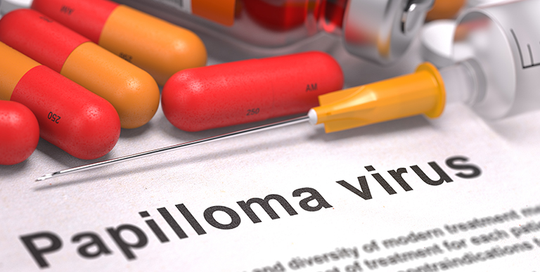 papilloma virus e brufoli