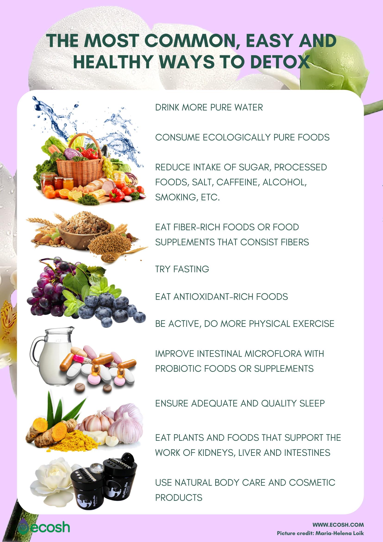 detox diets cure clean)