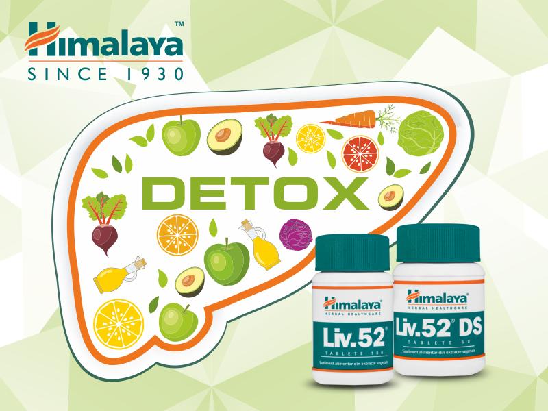detoxifiere pentru copii