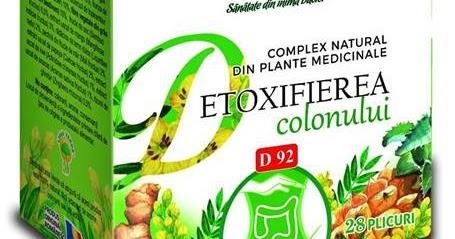 detoxifierea colonului pareri)
