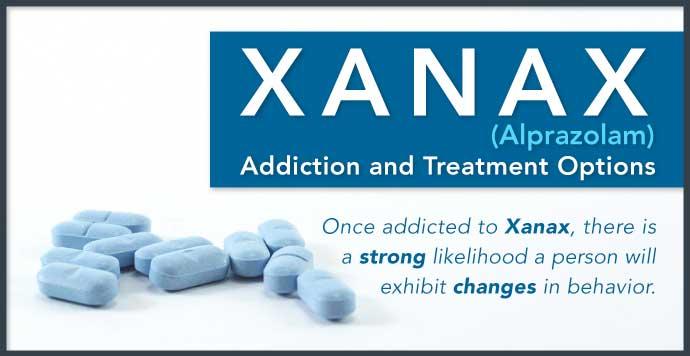 Xanax 0,25 mg, 30 comprimate, Pfizer