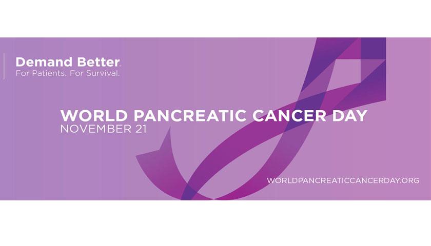 Sănătate Conștientizare Calendar, Pancreatic cancer awareness month Pancreatic cancer awareness