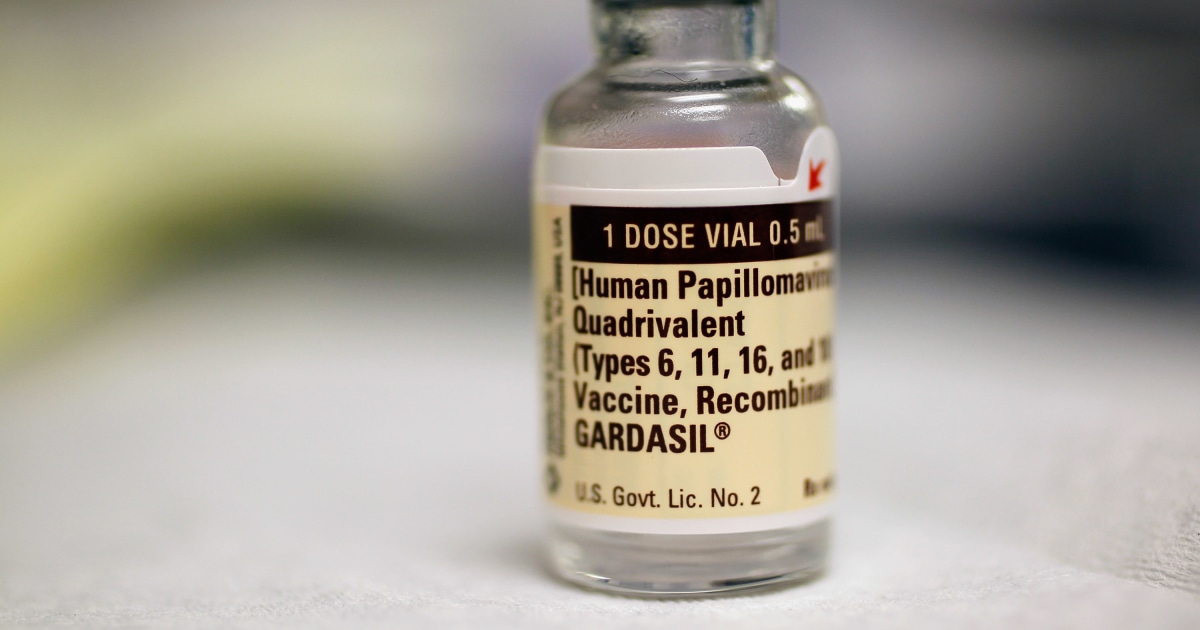 hpv virus door man