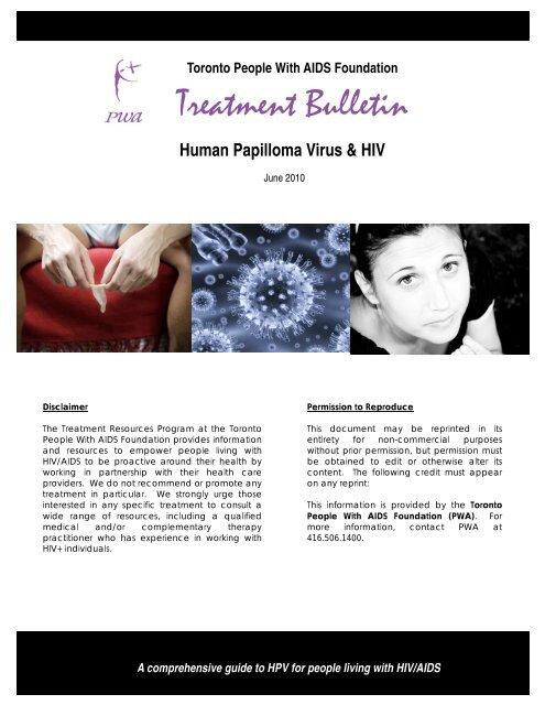 hpv treatment toronto)