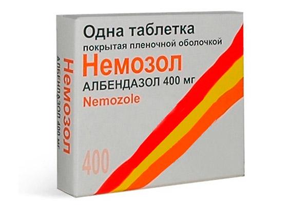 medicamente pentru toți viermii pentru întreaga familie
