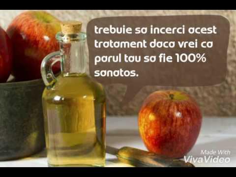 oțet de mere împotriva paraziților)