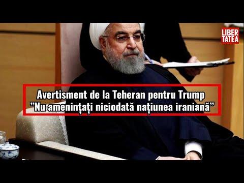 paraziți iranieni