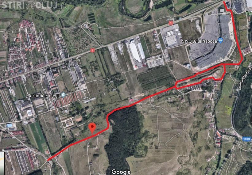 unde locuiește șoseaua de centură umană)