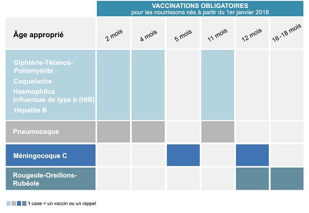 papillomavirus vaccin obligatoire