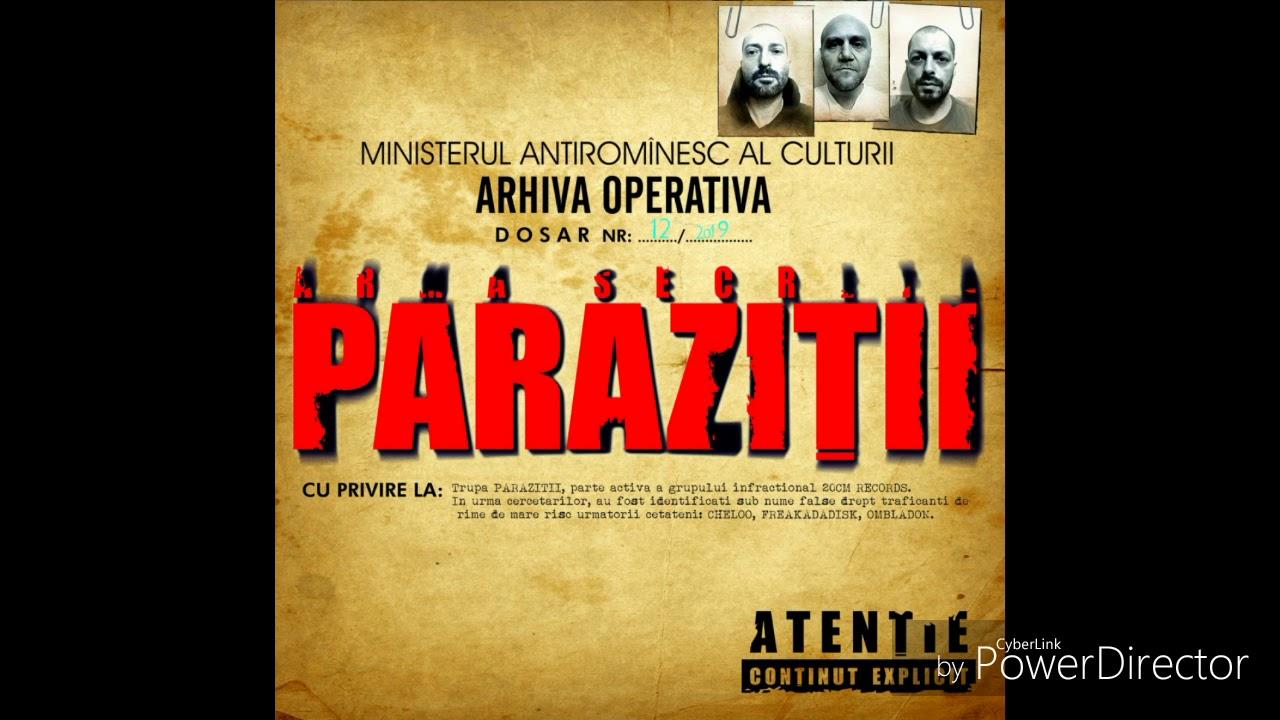 parazitii sindromul tourette
