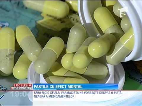 ruble medicamentelor parazite)