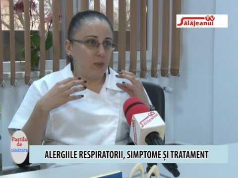 tratamentul paraziților și alergiilor