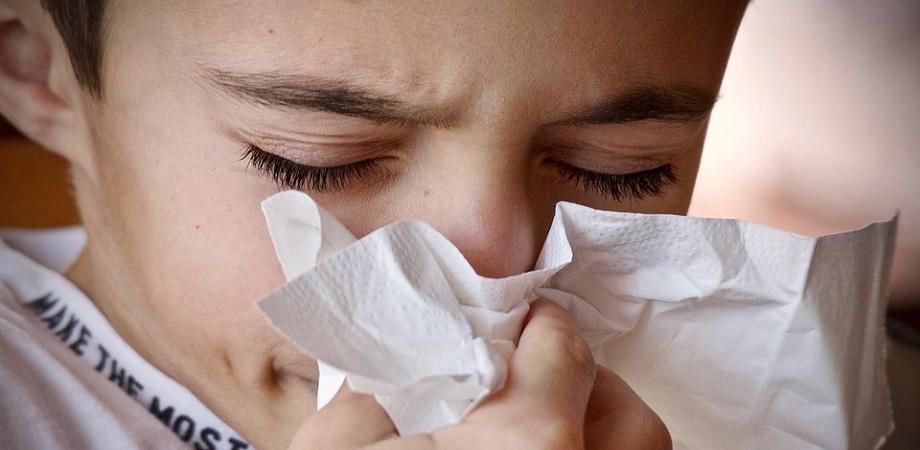 simptome infecțioase ale rinitei
