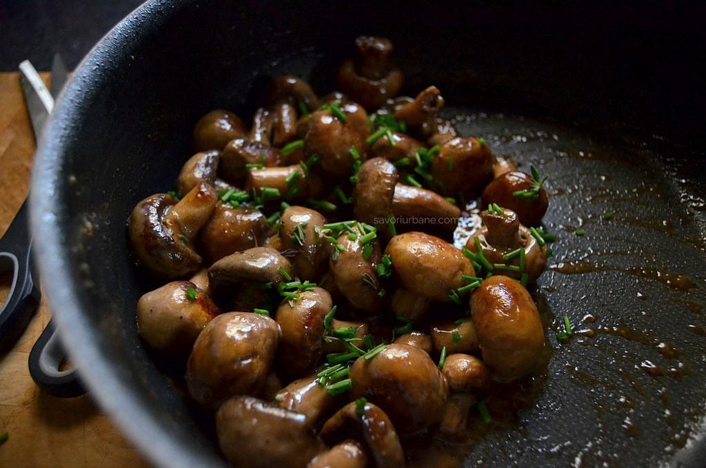 Ciupercile – hranitoare si cu putine calorii!