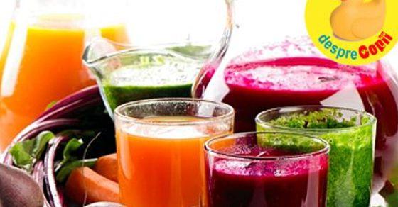 detoxifiere cu fructe in 3 zile