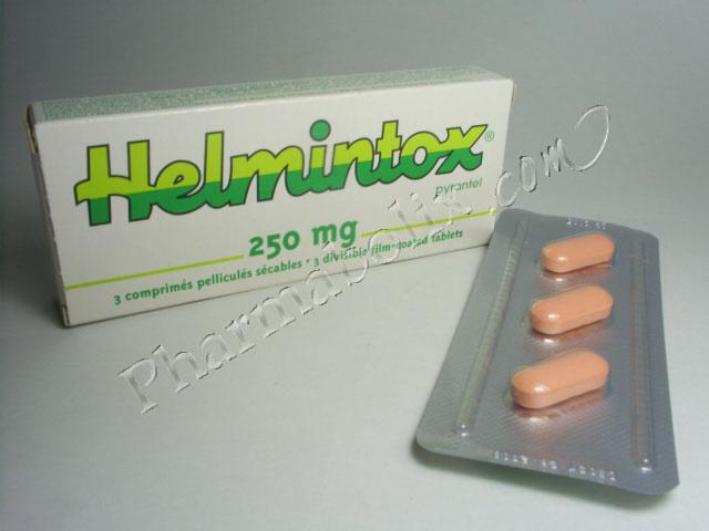 helmintox tableta uretra la femei, condilom