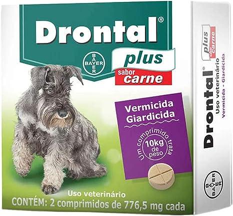 drontal plus contra giardia)