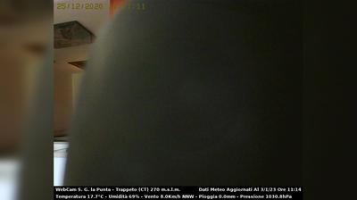 giardini naxos sizilien webcam)
