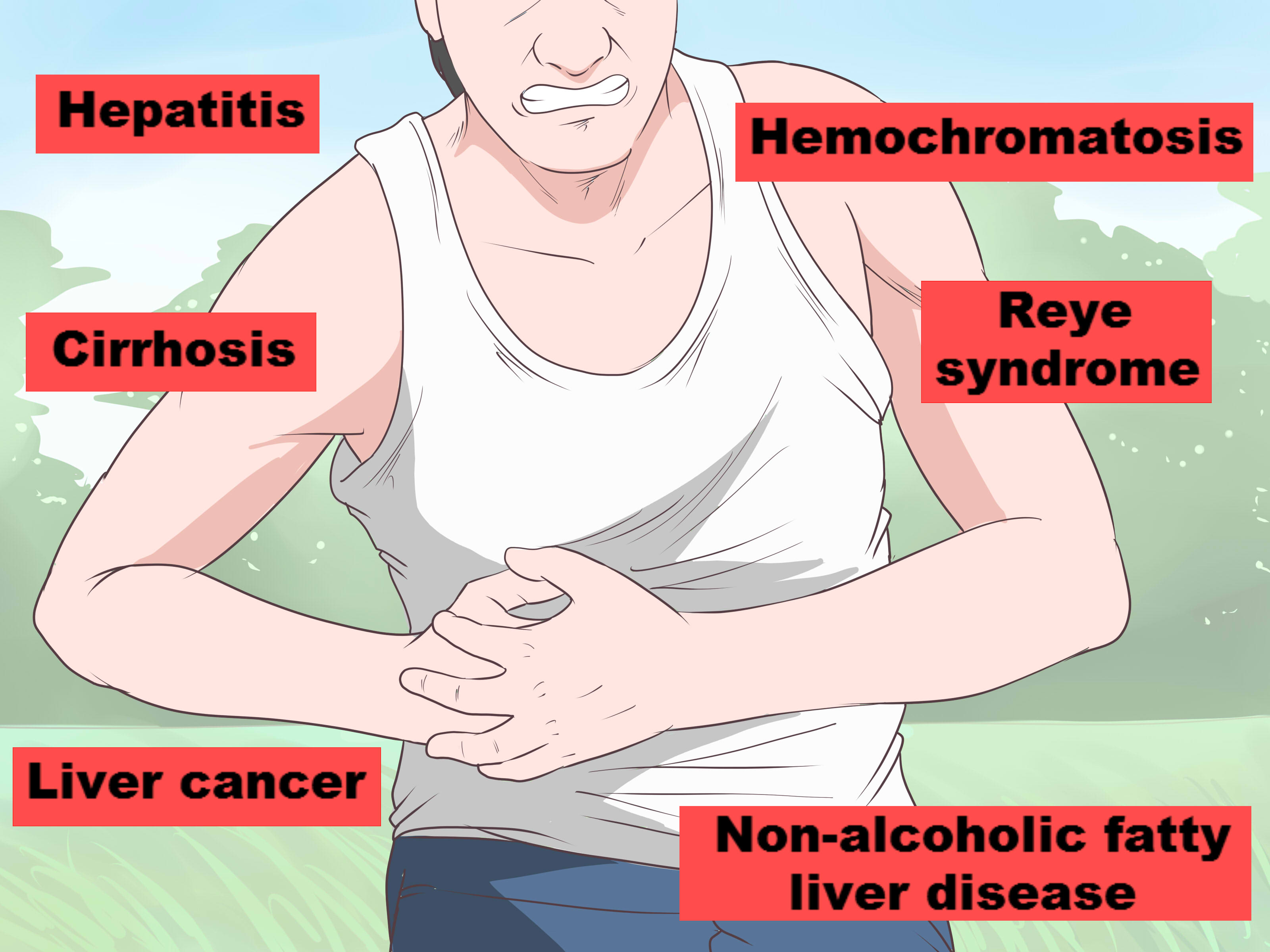 Hepatic cancer and back pain, Medical Animation: Testicular Cancer cancer antigen benign