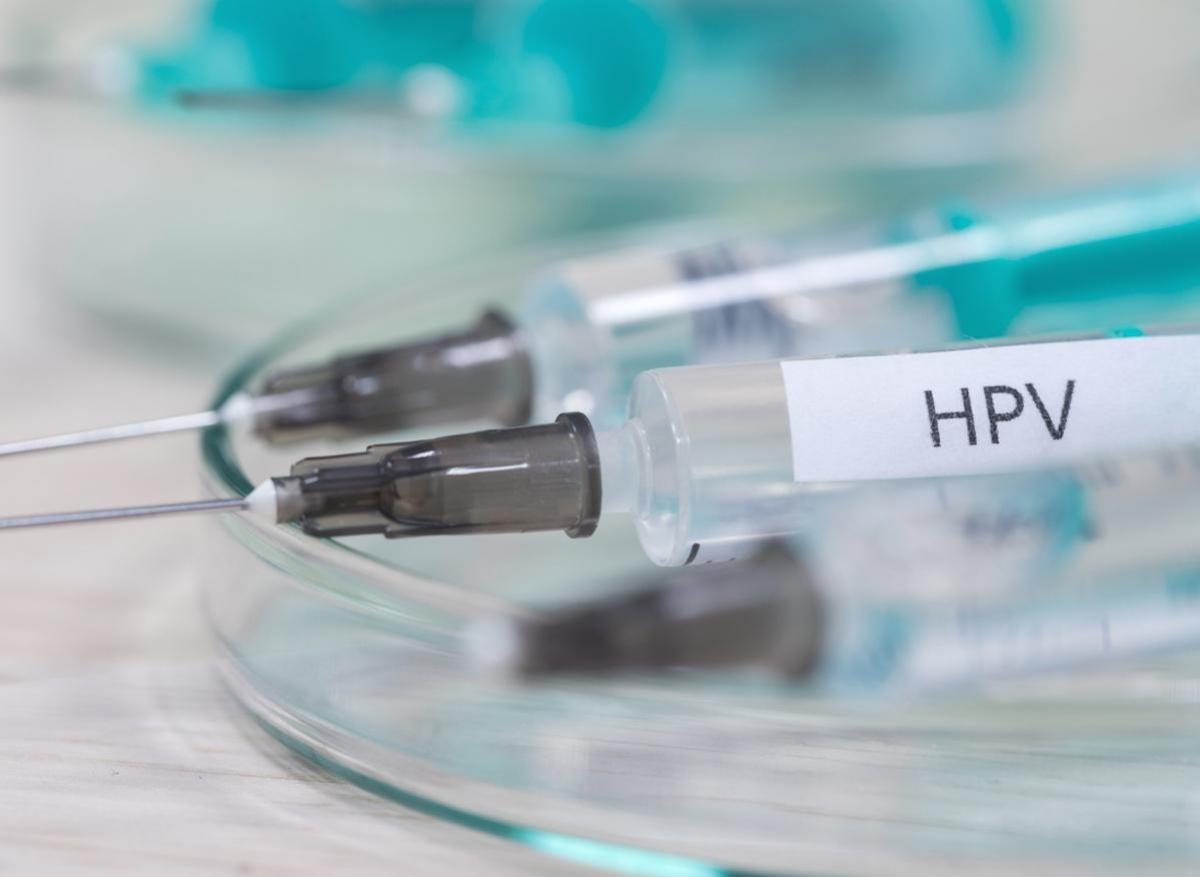 Danger du vaccin papillomavirus.
