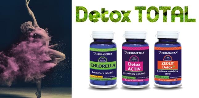 Detoxifiere suplimente dietetice