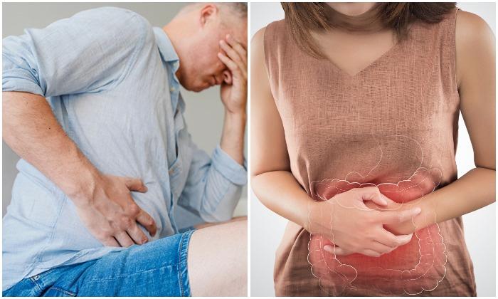 Pancreatic cancer abdominal distension