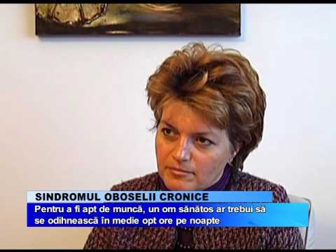 Oboseala cronica   CENTROKINETIC
