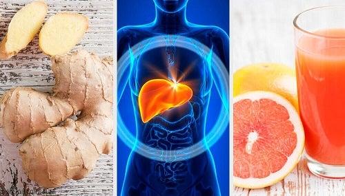 dezintoxicarea ficatului gras helminth treatment