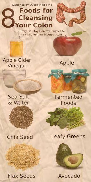 alimente pentru detox colon