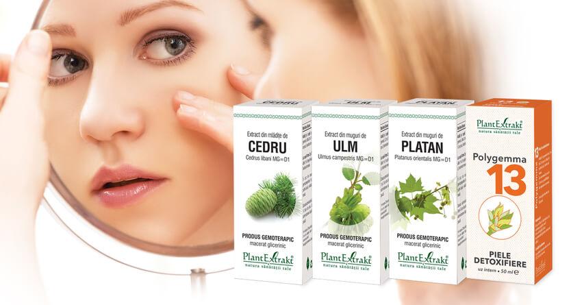 detoxifiere de piele