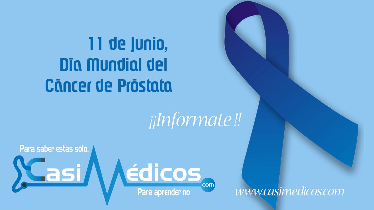 cancer de prostata dia mundial