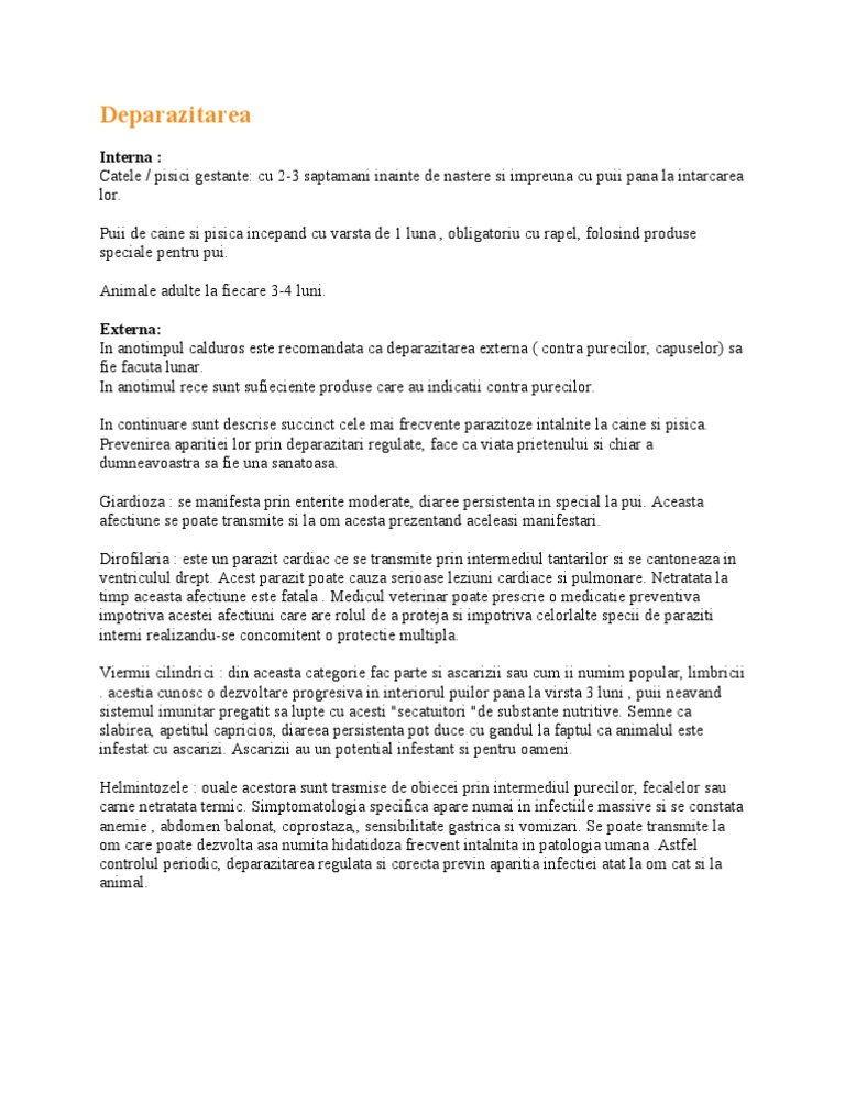 Remedii fitoterapeutice contra viermilor intestinali