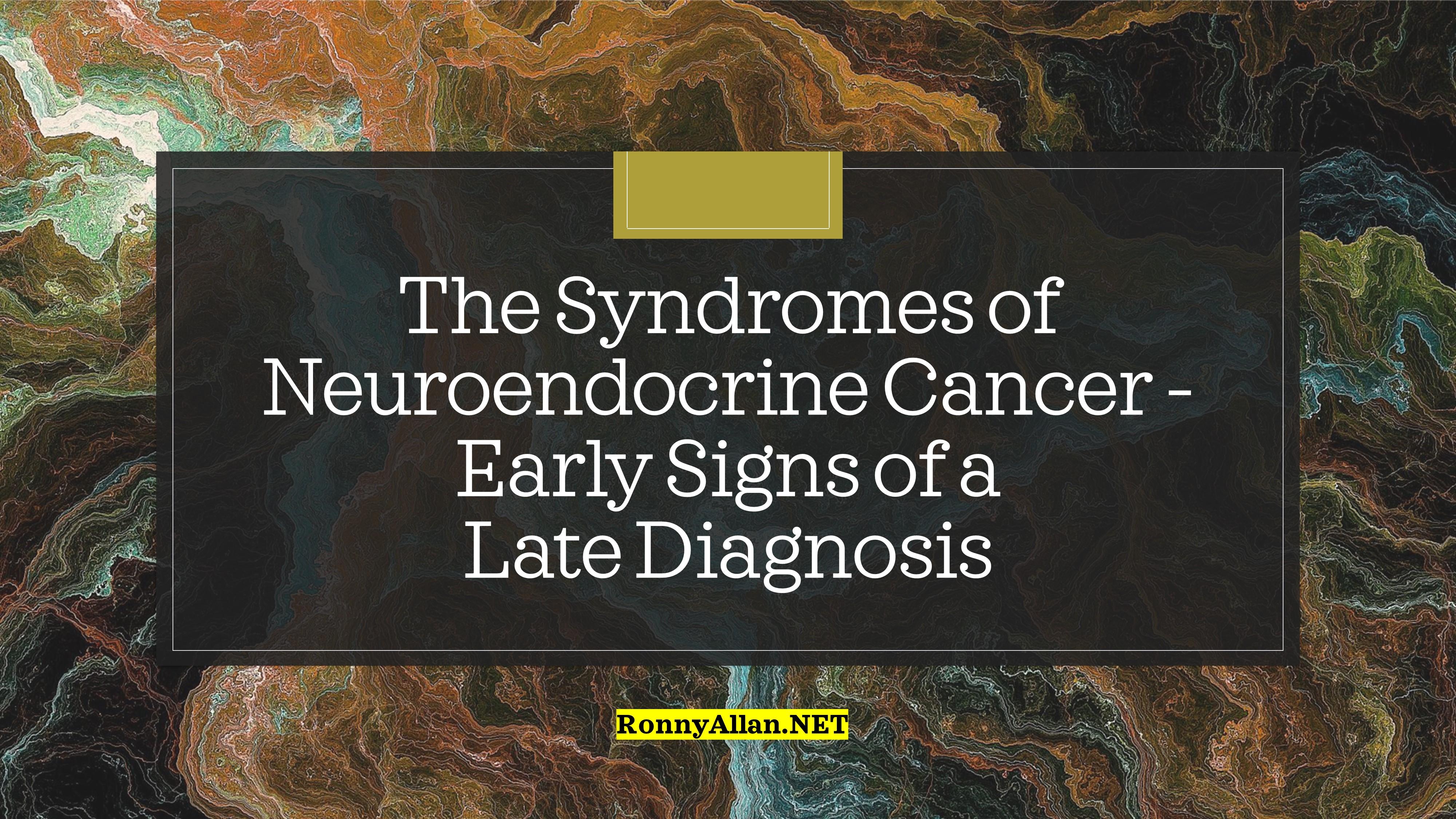 neuroendocrine cancer book)