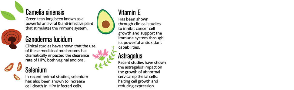 hpv natural treatment vitamins