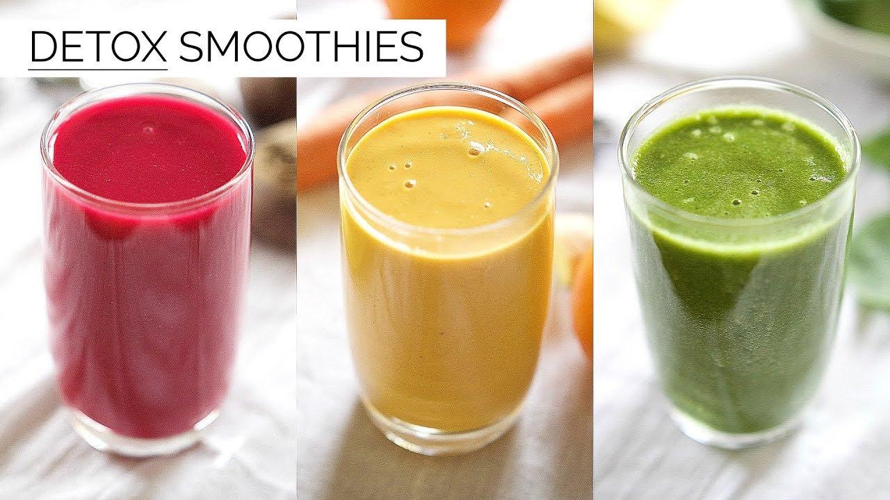 detox colon curăță smoothie
