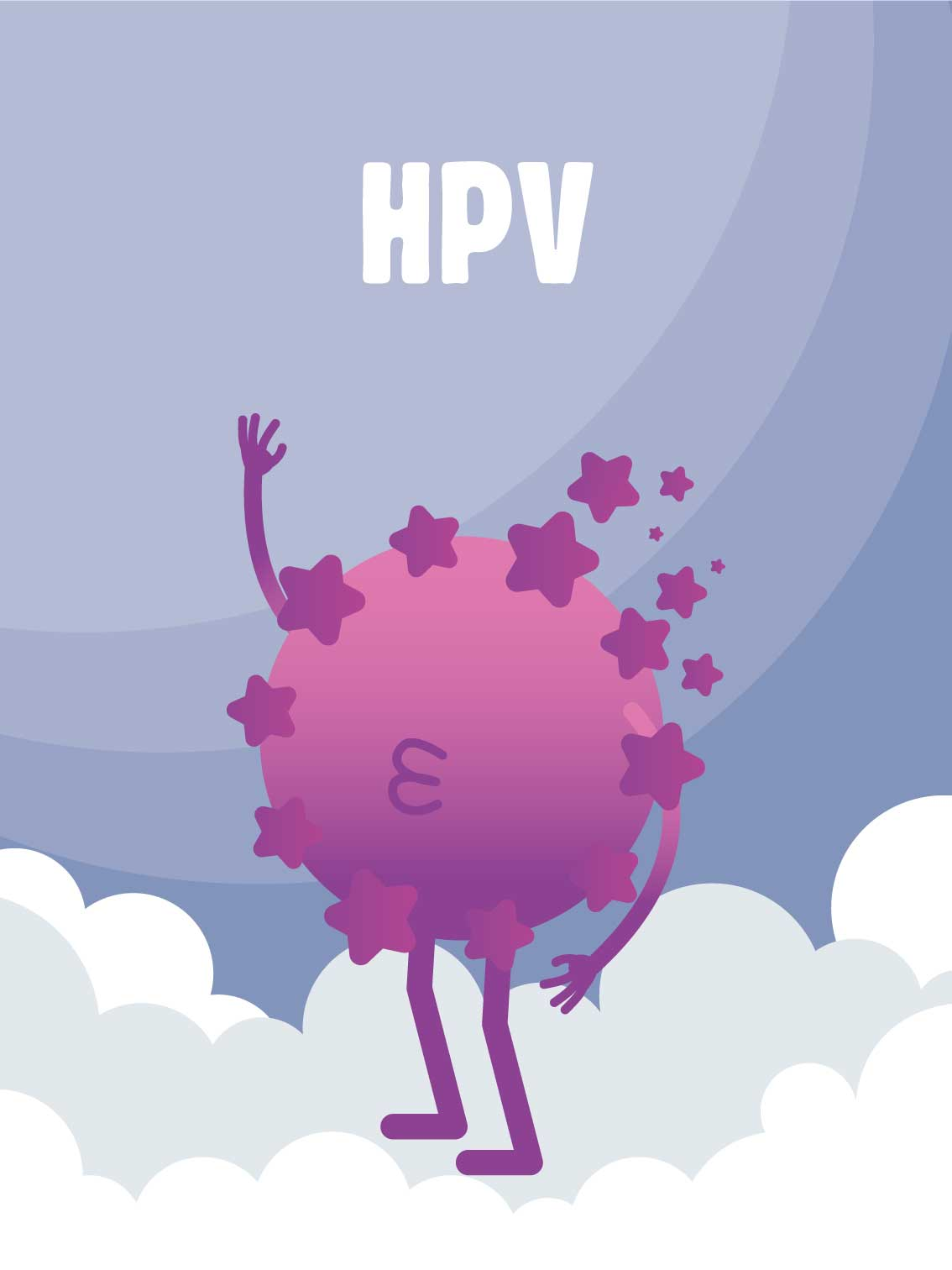 papillomavirus temps incubation