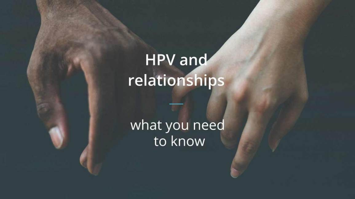 what does positive hpv virus mean)