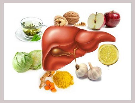 detoxifierea organismului in mod natural