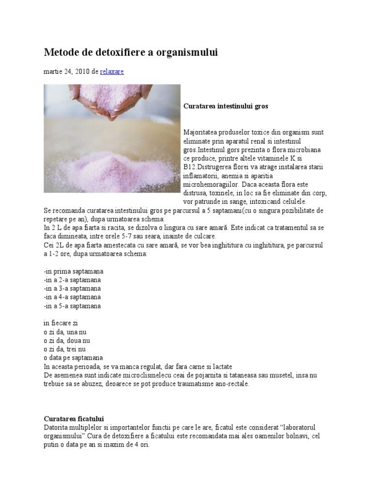 Detoxifierea organismului, M, 28 plicuri, Fares : Farmacia Tei