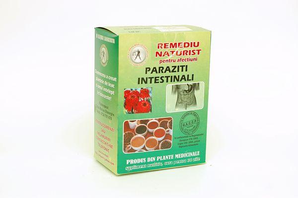 ceai pt viermi intestinali