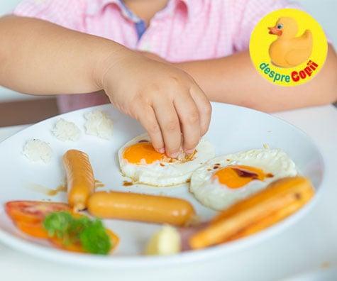 tablete de ou pentru copii)
